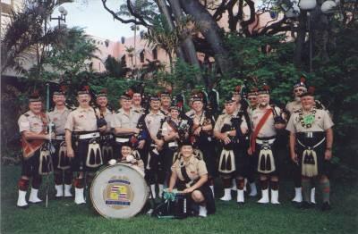 Representing Honolulu Police Department