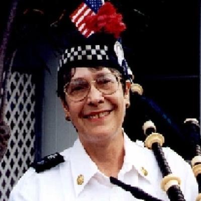 Joyce Finley Bagpipes