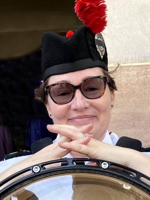 Tracy Burnham, Quartermaster